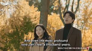 kdrama quotes on even the deepest sorrow can t last a
