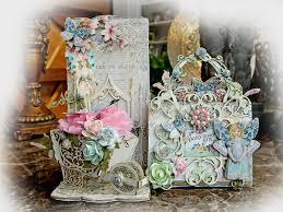 fairy garden party altered purse