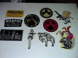 Magpul Made In Usa Parts Accessories Vinyl Decal Stickers Ebay