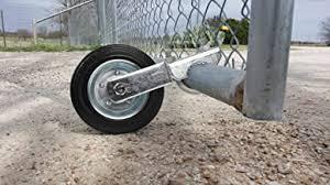 Amazon Com Fence Gate Wheel