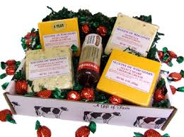 beef cheese wisconsin cheese gift