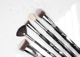 strobing makeup brush set review