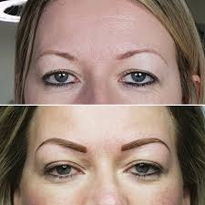 semi permanent makeup eyebrows es