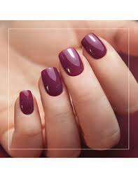 gel polish whit e file manicure course