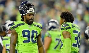 Clayton: Question now with ex-Seahawks DE Jadeveon Clowney is when