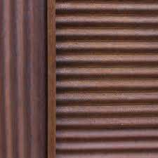 Chippy S Outdoor Stocks The Z Tina Mini Orb Corrugated Rust Metal Sheets These Are A Fantastic Rustic Additi Privacy Screen Outdoor Steel Fence Privacy Screen