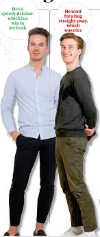 Adam and James – The Guyliner