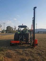 Tractor Rentals Fencing Machines Post Driver Fencing Gates Gumtree Australia Southern Downs Warwick 1251758792