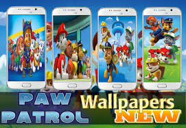 paw patrol wallpaper for android apk