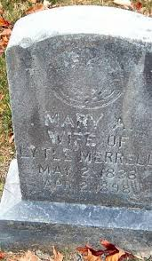 Mary Adeline Williams Merrell (1833-1898) - Find A Grave Memorial