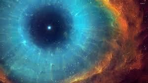eye of helix nebula wallpaper
