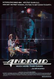 Android, 1982, directed by Aaron Lipstadt. – Vintage Technology
