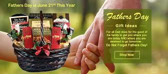 send fathers day baskets for dad