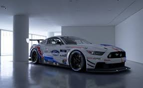 sim racer in sa with ford performance