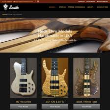 Ken Smith Basses | Cavallo Agency