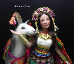 ArtStation - Inca Princess, Noemi Smith