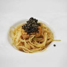 Two simple Sea Urchin pasta recipes ...
