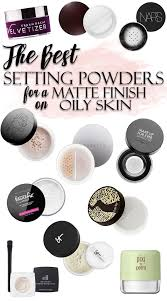 best makeup powder for oily skin 2016