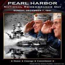 remember pearl harbor dec