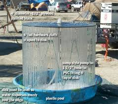 sielsie homemade aquaponics fish tank