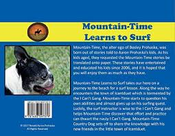Mountain-Time Learns to Surf by Prohaska, Aaron - Amazon.ae