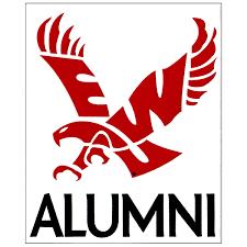 Ewu Alumni Window Decal Ewu Eaglestore