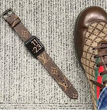 apple strap lv limited edition