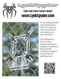 Lynkspyder On Twitter Hey Diygopro In My Gopro Toolbox I Have A New Bracket I Designed To Mount A Gopro To A Chain Link Fence Lynkspyder Http T Co Ux2wcenog5