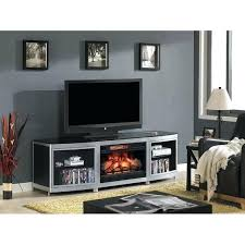tv cabinet with electric fireplace