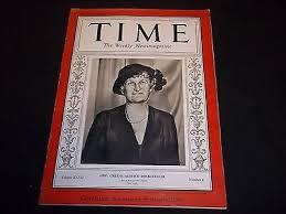 1936 JANUARY 27 TIME MAGAZINE - ABBY GREENE ALDRICH ROCKEFELLER - C 4744    eBay