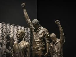 Those Raised Fists Still Resonate, 50 Years Later | WFAE