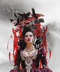 regina once upon a time fan art