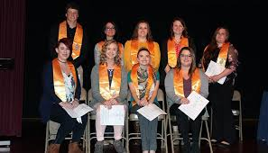 North Central Missouri College students inducted into Phi Theta Kappa