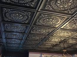 mumbai faux tin ceiling tile 24