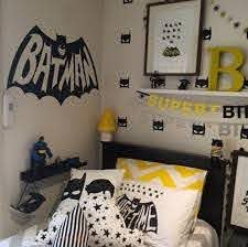 Creating A Batman Bedroom For Your Kids Baby Room Furniture Batman Themed Bedroom Batman Room