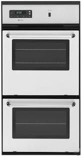 double gas wall oven with 2 7 cu ft