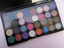 makeup revolution ultra eyeshadows eyes