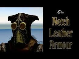 skyrim creation club netch leather
