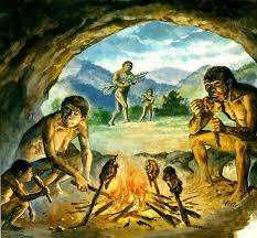 La cocina en la prehistoria - ¡No sabes nada!