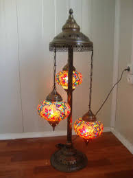 lights hanging glass mosaic lamp candle