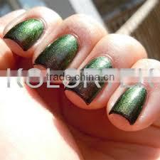 flip flop effect nail polish pigment
