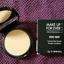 make up forever duo mat powder in 207