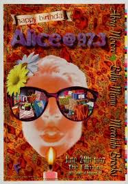 Abra Moore Vintage Concert Proof from Fillmore Auditorium, Jun 24, 1997 at  Wolfgang's