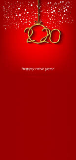 تحميل اجمل خلفيات Happy New Year 2020 4k Qhd 2k للهاتف صور