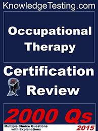 Occupational Therapy Certification Review eBook: Joyce, Zach, Patel,  Neagun, Brunt, Adam, Brown, Shon: Amazon.in: Kindle Store