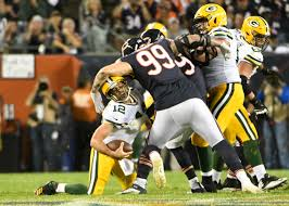 Packers turn tables on Bears to win opener to NFL season