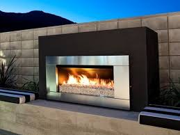 outdoor fires by stoke heating