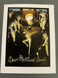 Dave Matthews Band Sticker Decal Of Poster Iron Smelter Fire Dancer 3 X 4 Ebay