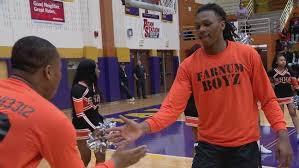 Burger King Outstanding Student Athlete: Benton Harbor's Carlos ...