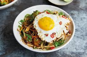 veggie noodle stir fry recipe healthy